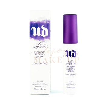URBAN DECAY ALL NIGHTER LONG-LASTING MAKEUP SETTING SPRAY image
