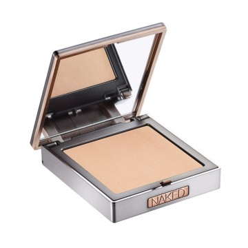 URBAN DECAY NAKED SKIN ULTRA DEFINITION PRESSED FINISHING POWDER SHADE:NAKED LIGHT image