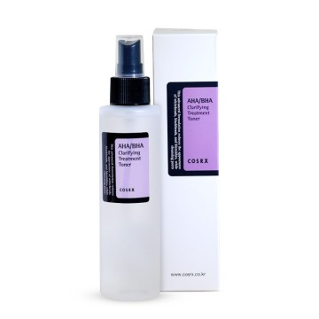 COSRX AHA/BHA CLARIFYING TREATMENT TONER 150 ML image
