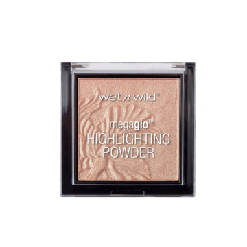 WET AND WILD MEGA GLOW HIGHLIGHTING POWDER IN PRECIOUS PETALS image