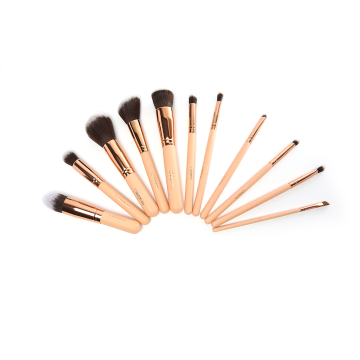 Beauty Creations Royal Rose Brush Set (11 pc) image