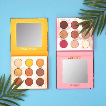 BEAUTY CREATIONS CALI CHIC AND SET (PALETTE EYESHADOW) image