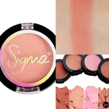 SIGMA BEAUTY - POWDER BLUSH HEAVENLY image