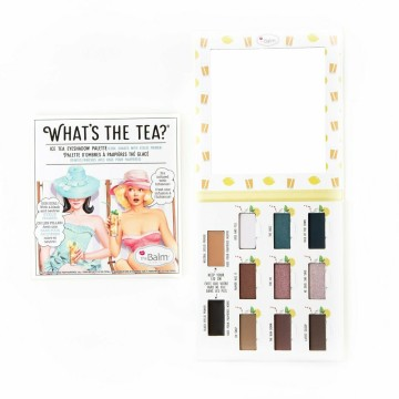 The Balm What's The Tea Palette image
