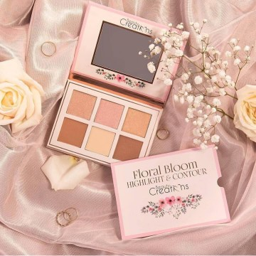beauty creations floral bloom highlighter image
