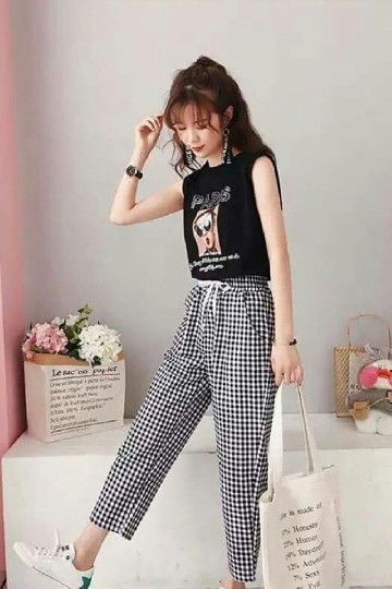 Paris Pant Set