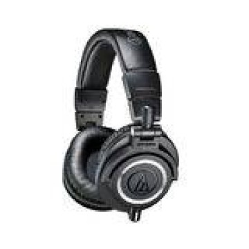 Audio Technica M50X Monitoring Headphone - Hitam image