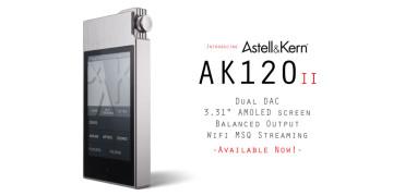 Astell & Kern AK120 II [Indent] image