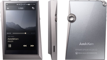 Astell & Kern AK 320 High Resolution Audio Player image