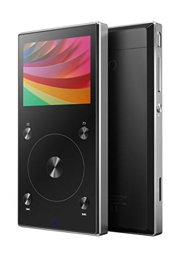 FiiO X3 High Resolution Music Player (3rd Generation) Black image