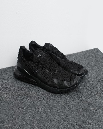 Nike Airmax 270 Triple Black 13205