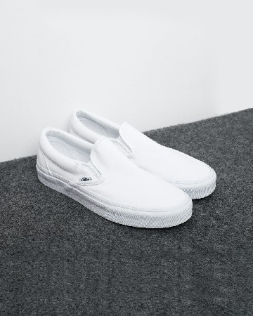 Vans Slip On Classic True White - 13215