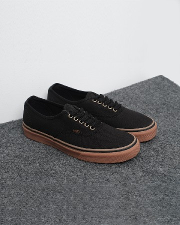 Vans Authentic Black Gum 13217