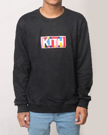 KITH sweatshirt Black 61577