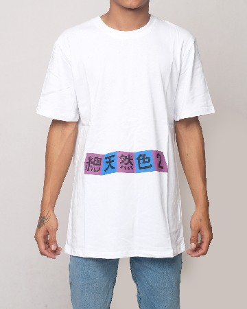 Off-White X Takashi Murakami  T-shirt - White