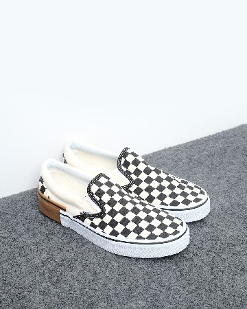 Vans Slip On Checkerboard Gumlock 13274