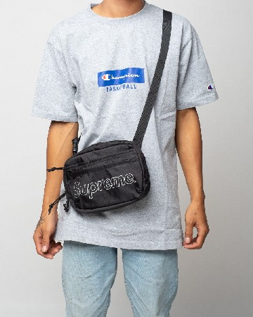 Supreme pouch bag - Black 61638