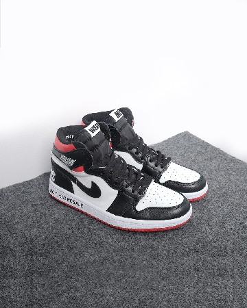 AIR JORDAN 1 RETRO HIGH OG NOT FOR RESALE - PUTIH MERAH 13242