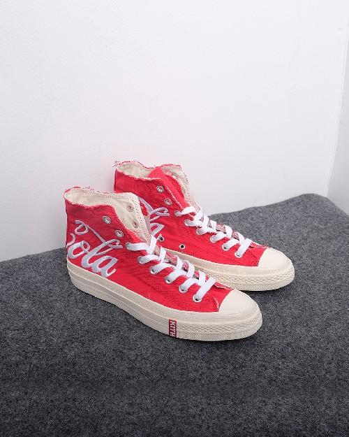 4bbcb1cce4c ... ALL-STAR 70S Hi KITH X COCA COLA AMERICA - merah putih 13265. img-full  ...