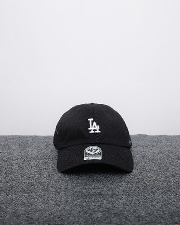 47 Los angeles dodgers - hitam putih 61560