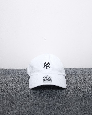 New york yankees 47 clean up - putih hitam 61565
