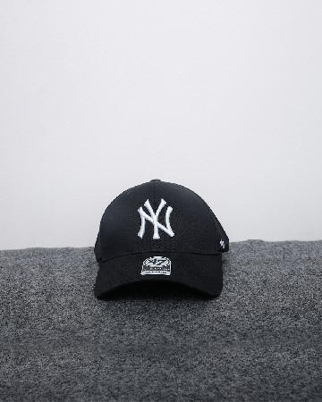 New Era New York Yankees 47 Clean Up - Hitam - 61566