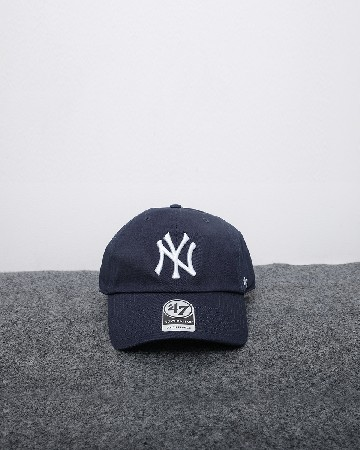 New york yankees 47 clean up - navy putih 61567