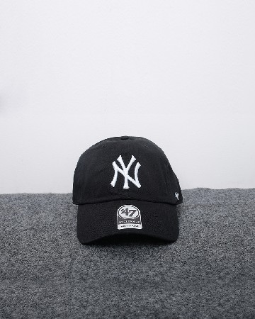 New Era New York Yankees 47 MVP - Black White - 61570