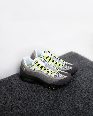 Nike Air max 95 neon - neon yellow - 13349