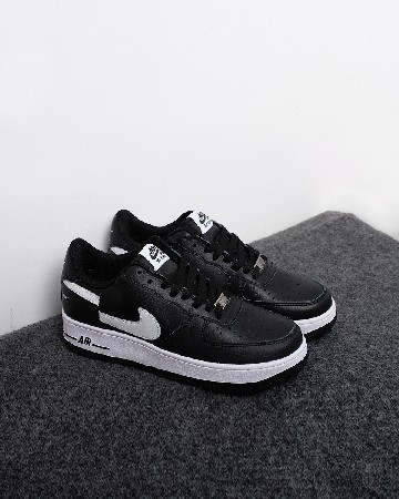 Nike Air Force 1 Low Supreme x Comme des Garcons (2018) - Black White - 13348