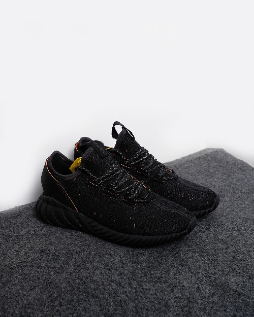 hot sale online 33ff5 8e3c3 Adidas Tubular Doom Sock Primeknit - Core Black 13353