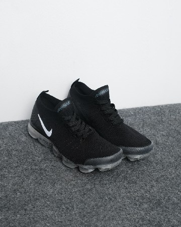 Air VaporMax Flyknit 2 - Black White - 13103