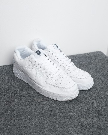 AIR FORCE 1 ROC-A-FELLA - Black White - 13145