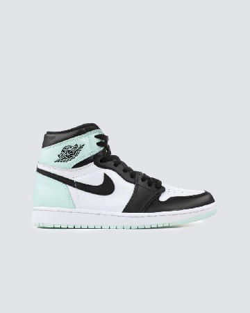 Air Jordan 1 IGLOO - putih biru hitam - 13072