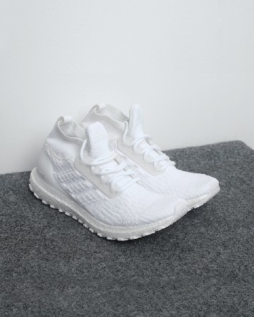 Ads ultra boost atr mid - triple white 13114