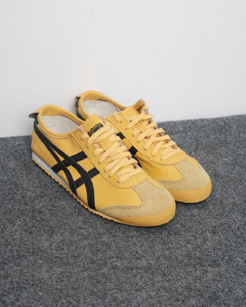 official photos d90fb e0054 Onitsuka tiger mexico 66 - kuning hitam 13146