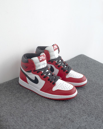 Nike Air Jordan 1 OG - Red White - 13400
