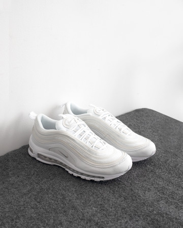Nike The Air Max 97 - Triple White - 13408