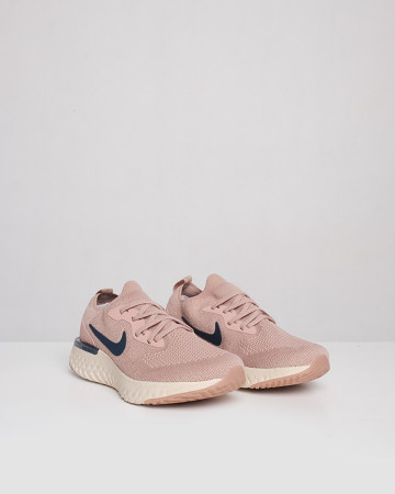 Nike Epic React Flyknit Women's - Pink Navy - 13249