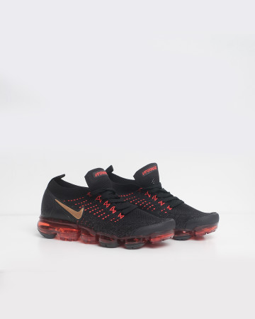 Nike Air VaporMax 2 CHINESE NEW YEAR - Black Red - 13382