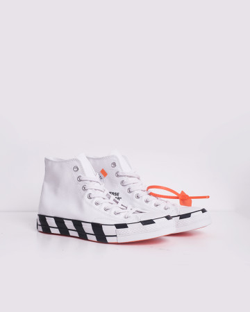 CONVERSE CHUCK TAYLOR ALL-STAR 70S HI OFF-WHITE - 13199
