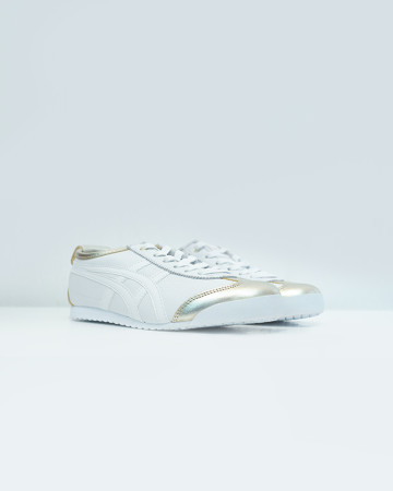 Onitsuka Tiger Mexico 66 'Rich Gold' - White - 13464