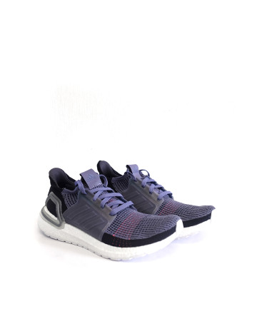 Adidas Ultra Boost 2019 Raw Indigo - Grey Blue White - 13435