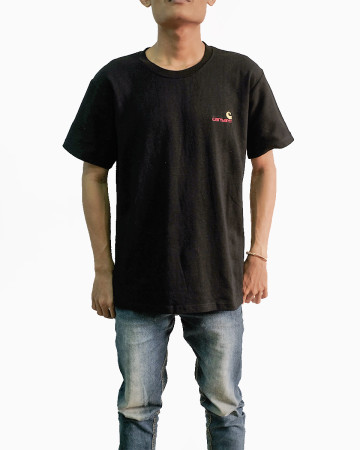 Carhartt T-Shirt - Black - 61765