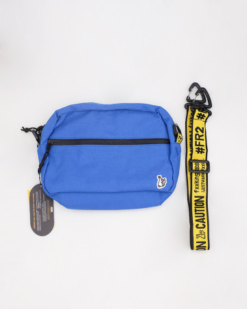 FR2 Middle Shoulder Bag - Blue - 61983