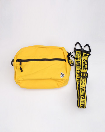 FR2 Middle Shoulder Bag - Yellow - 61984