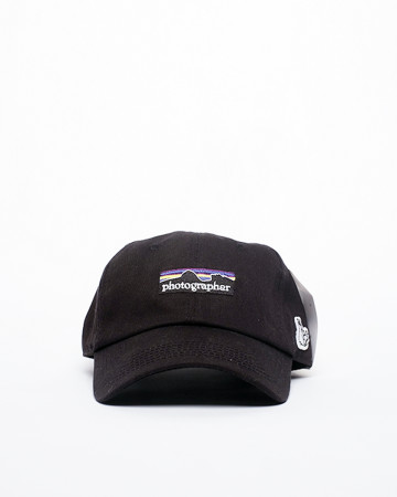 FR2 Photographer Cap - Black - 61747