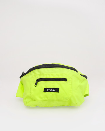 STUSSY SLING BAG - Light Green - 61712