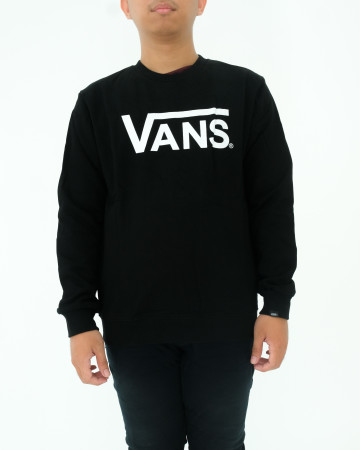 Vans Classic Long Sleeve T shirt - Black - 62000