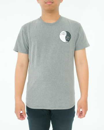 RIPNDIP POCKET NERMAL -  GREY - 62004